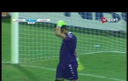 لسعد الجزيرى يحرز هدف التعادل لفريق الإسماعيلى فى مرمى الصفاقسى فى الدقيقة 42 من زمن المباراة