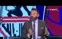 حازم إمام: طارق يحيى استفاد من طريقة اللعب خلال مشاهدته لـ كأس العالم