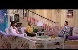"""السفيرة عزيزة - د/ أحمد عبد العزيز يوضح سبب تراكم الدهون في منطقة """" البطن """""""