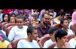الأخبار - وزير الرياضة ومحافظ القاهرة فى حوار مفتوح مع الشباب