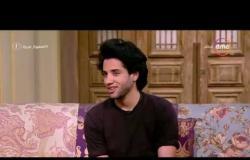 السفيرة عزيزة - محمود فضل - يتحدث عن سبب اختياره للإنشاد الديني