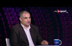 مشير حنفى: أحمد علاء مدافع جيد وصغير السن ولكن الجماهير تنتظر رؤيته مع الأهلى للحكم عليه