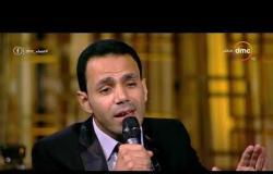 مساء dmc - المنشد إبراهيم راشد يبدع بصوته الرائع في إنشاد | أنا ضيفك يا رسول الله |