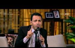 مساء dmc - المنشد إبراهيم راشد يبدع بصوته الرائع في إنشاد | يا حنان النبي |