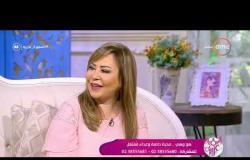 """السفيرة عزيزة - رد الكاتبة / سحر الجعارة على متصلة """" لا يمكن السكوت على مسألة الضرب المتكرر"""""""