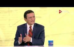 """عبد الفتاح: أنا أول من رديت على آل الشيخ .. و """"VAR"""" مع حكام اجانب عار على مصر"""