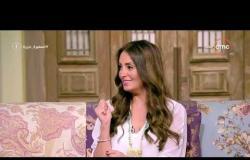 السفيرة عزيزة - الفنانة / نرمين الفقي - توضح أسباب عدم ظهورها على الشاشة بشكل مستمر