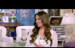 السفيرة عزيزة - الفنانة نرمين الفقي - توضح سر رشاقتها ( الرياضة )