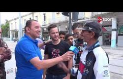 آراء الجماهير الجزائرية في مواجهة المصري بالكونفدالية
