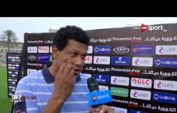علاء عبد العال: ميزانية الداخلية لا تتجاوز الـ 8 مليون وسعيد بتحقيق فوز كبير مع أداء جيد على الاتحاد