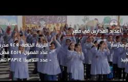 اليوم - تعرف على أعداد المدراس في جمهورية مصر العربية