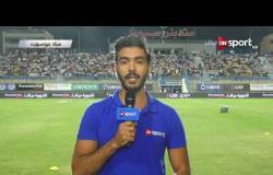 مراسل ONSPORT يرصد أجواء وكواليس ما قبل مباراة الزمالك والمقاولون العرب