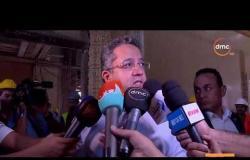 الأخبار - وزير الآثار يتابع أعمال ترميم قصر البارون إمبان في مصر الجديدة