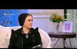 السفيرة عزيزة - لقاء مع ..شيماء الشعراوي ( مصممة الأزياء )