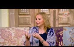 """السفيرة عزيزة - رانيا الماريا - توضح أهمية """" الشبكة والمهر"""" في الزواج"""