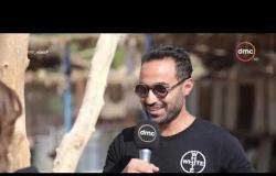 مساء dmc - لقاء مع النجم أحمد فهمي من داخل الجمعية المصرية لرعاية الحيوان مع إيمان الحصري