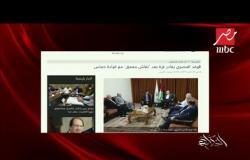 عمرو أديب: مصر تمتلك علاقات متميزة مع كل جيرانها