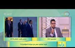 8 الصبح - الباحث الاقتصادي/ محمد نجم - هل سياحة المؤتمرات لها تأثير على الأقتصاد ؟