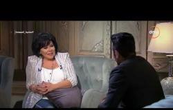 صاحبة السعادة - تامر حسني : أنا و أكرم حسني صحاب من وإحنا صغيرين