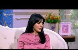 """السفيرة عزيزة - إيمان سلامة - تتحدث عن دورها في مسلسل """" الأب الروحي """" .. ( ليلى )"""