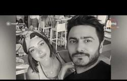 """صاحبة السعادة - النجم تامر حسني يوصف حبه لـ """" بسمة بوسيل """" في أغنيه ( إطمني ) ❤️️"""