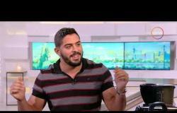 8 الصبح - بطل العالم في اللياقة البدنية/ سامي أبو العز - يتحدث عن ماهي رياضة اللياقة البدنية ؟