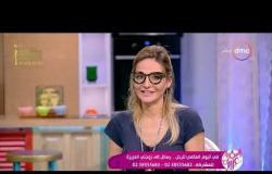 """السفيرة عزيزة - رأي متصلة في محاضرات مدرب الحياة """" محمد طلبة """""""
