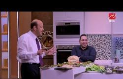 عمرو أديب لأصحاب مطعم استبينا: إنتوا أهلاوية ولا زملكاوية؟
