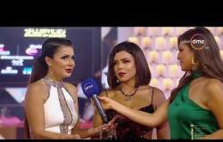 """مهرجان القاهرة السينمائي - حوار خاص مع """" نجلاء بدر """" و ناهد السباعي """""""