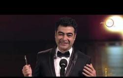 مهرجان القاهرة السينمائي - جائزة فاتن حمامة التقديرية للموسيقى تهدى للفنان الجميل/ هشام نزيه