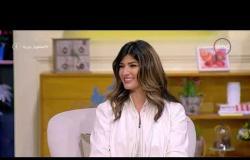 السفيرة عزيزة - برديس - تتحدث عن فكرة طبع الرسومات على الملابس وكيف بدأت رحلتها مع تصميم الأزياء ؟