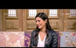 """السفيرة عزيزة - لقاء مع .. """" نبال عرقجي """" الكاتبة و الممثلة و المخرجة و المنتجة اللبنانية"""