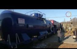 الأخبار - تسيير قطار من كوريا الجنوبية إلى كوريا الشمالية تمهيدا لإعادة خط السكة الحديدية بينهما