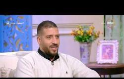 """السفيرة عزيزة - المؤلف / إسلام رمضان - يتحدث عن مشاهد التحرش في مسرحية """" رحلة البحث عن هي """""""