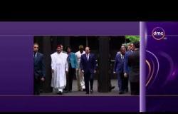 """الأخبار - الرئيس السيسي يشهد الافتتاح الرسمي لمنتدى """" إفريقيا 2018 """" بشرم الشيخ"""