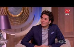 عمرو أديب لمحمد محسن : أنا اتخرجت وقت ما تولدت