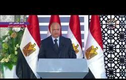 تغطية خاصة - محافظ القاهرة/ خالد عبد العال يعرض للرئيس السيسي نسب تنفيذ المشروعات الجاري تنفيذها