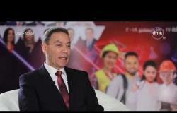 مساء dmc - د/ هاني الناظر : سنتعاون مع كل الوزارات ورجال الأعمال الداعمين لكي نخرج بـ أفضل نتيجة