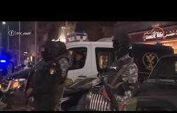 مساء dmc - ضابط وأمين شرطة ينجحان في القبض على أحد العناصر الخارجة عن القانون بشارع الهرم