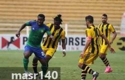 موعد مباراة المقاولون العرب والمقاصة بالدوري المصري والقنوات الناقلة
