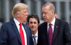 ترامب يغرد عن أردوغان وسوريا والقدس