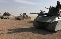 الحشد الشعبي يرفع حالة الجهوزية على الحدود العراقية السورية