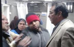 النائب إيهاب الخولى يتابع تطورات حادث وفاة 5 أشخاص نتيجة تسريب الغاز
