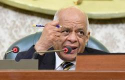 رئيس البرلمان يطالب بتوفير وسائل نقل بالقرى.. وينتقد عشوائية الميكروباص