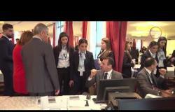 الأخبار - انطلاق الاجتماعات التحضيرية للقمة العربية الاقتصادية في لبنان