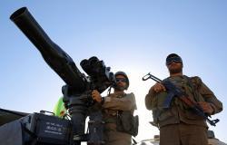 """بالفيديو والصور... """"حزب الله"""" بمهمة عسكرية بين الثلوج على الحدود مع إسرائيل"""