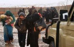 """""""الأغذية العالمي"""" قلق إزاء الظروف الصعبة للسوريين في مخيم """"الركبان"""""""