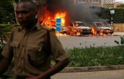ارتفاع عدد ضحايا هجوم كينيا الإرهابي إلى 21 قتيلا