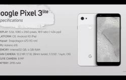 تسريب كافة تفاصيل هاتف Pixel 3 Lite من جوجل في فيديو مراجعة على قناة أوكرانية