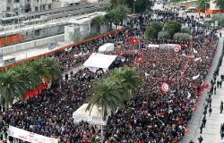 """""""النهضة"""" تعلق على الإضراب العام في تونس"""
